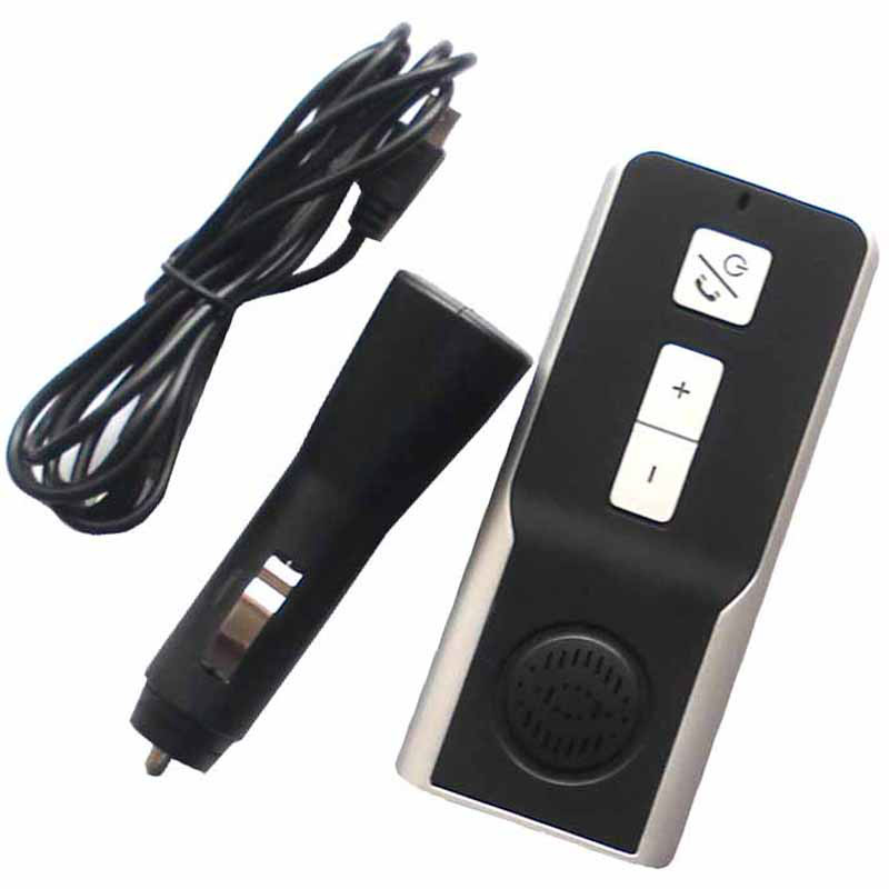 Fashion Hot sale Mobile phone bluetooth hands-free car MP3 transmitter - FM65