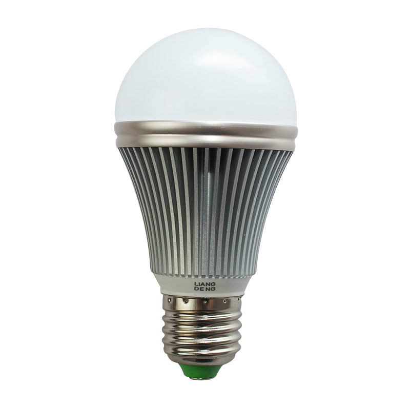 2014 low-carbon energy white LED Bulb Lamp GY501 5w Cold white/warm white