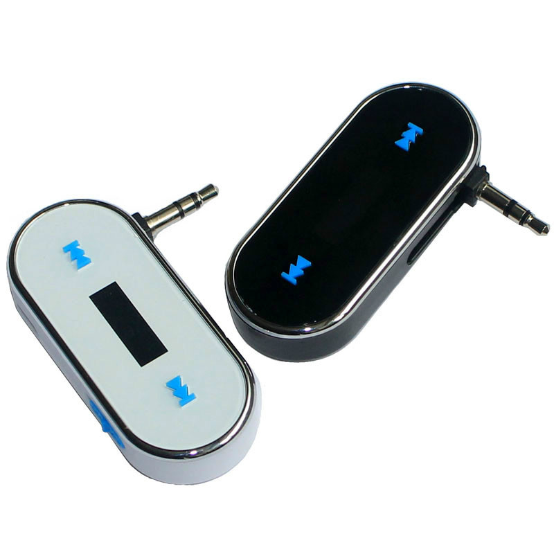 Car FM modulator FM131, stereo transmitter used in Car stereo audio, enjoy wireless music for iPhone 5