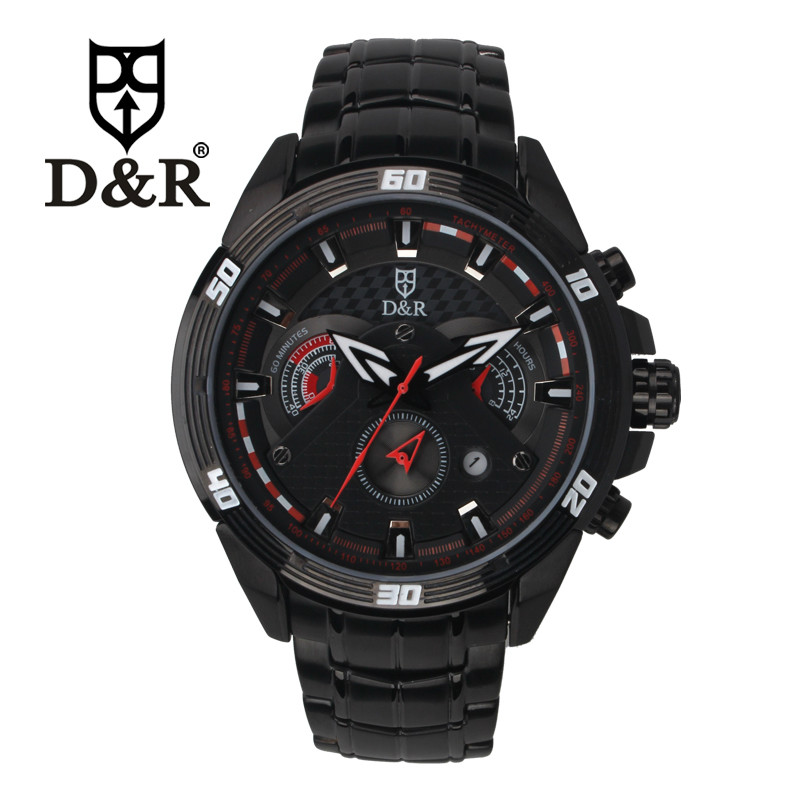 D&R DR8993-20 2014 New Arrival Watch for men Outdoor Sports Watch Free shipping