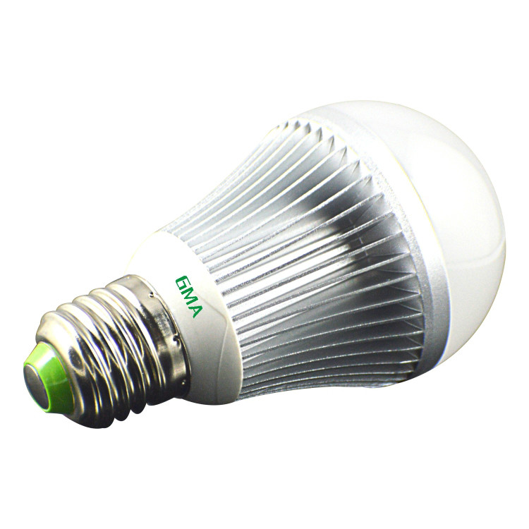 Innovative cold forging led bulb lamp