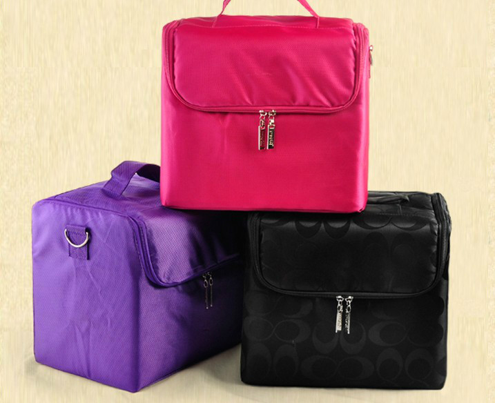 Multifunction Cosmetics  makeup pouch bag