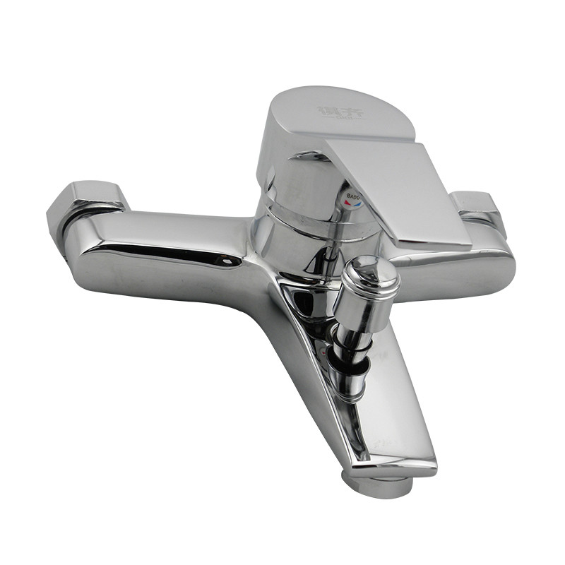 Wall Mounted Ceterset Bathroom Bathtub Faucet Mixer Tap