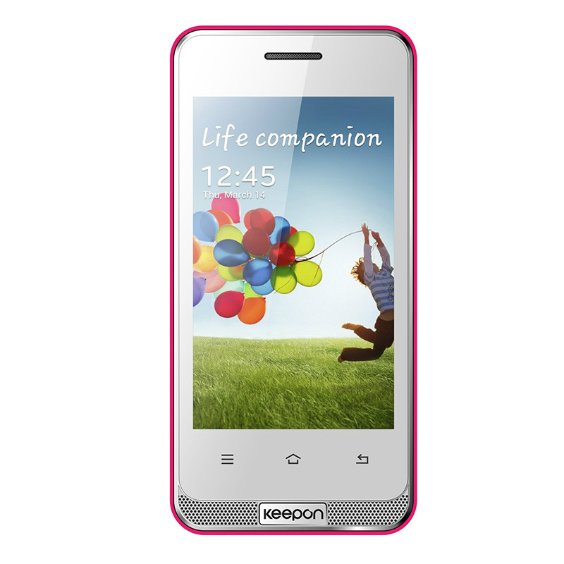 Keepon A7561 Android 4.0 Inch Capacitive Touch Screen Smart Phone