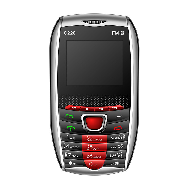 Sonoc C220 Coolsand chipset Dual sims dual standby phone