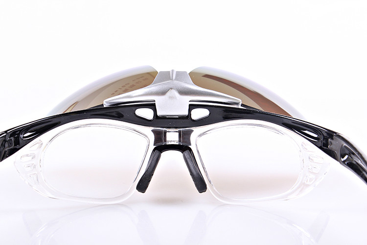 sports professional cycling glasses with different color