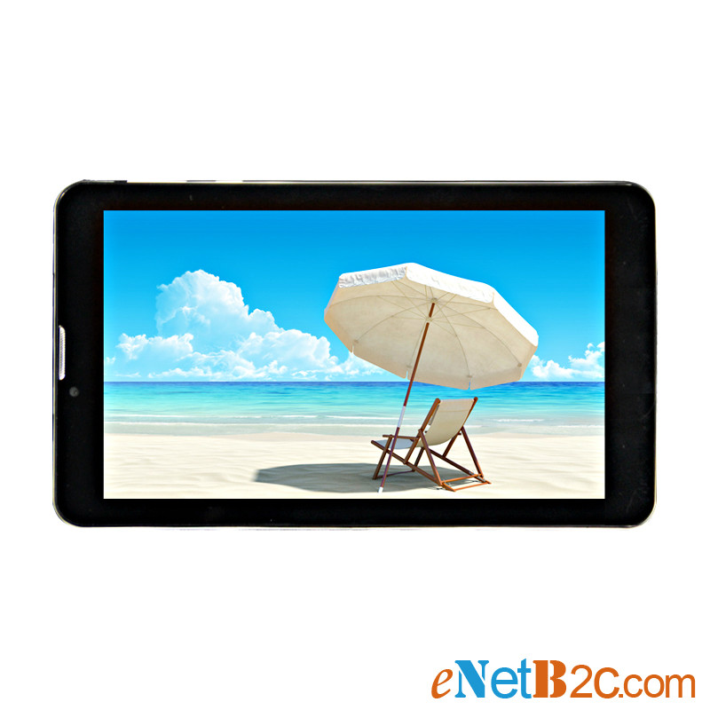 7 inch Tablet PC 3G Dual cards dual standby MTK6572(Cortex A7) Dual Core Dual Cameras
