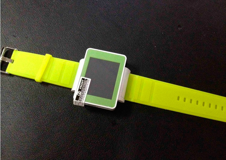 Ultra thin 1.8 inch touchscreen  watch phone