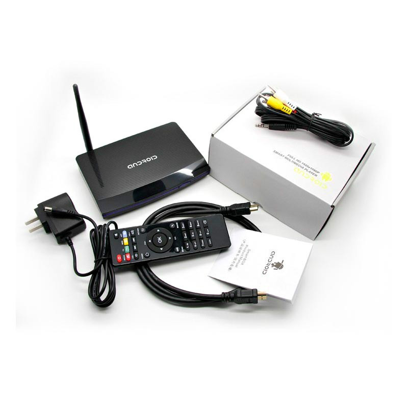 Android 4.2 HD Network TV intelligent set top box