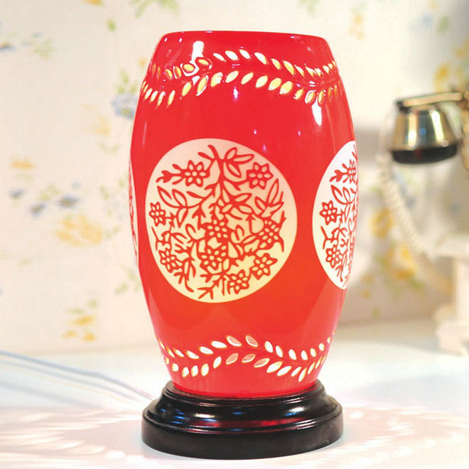 Electric Ceramic aromatherapy incense burner porcelain oil lamp fragrance lamp Aroma burner