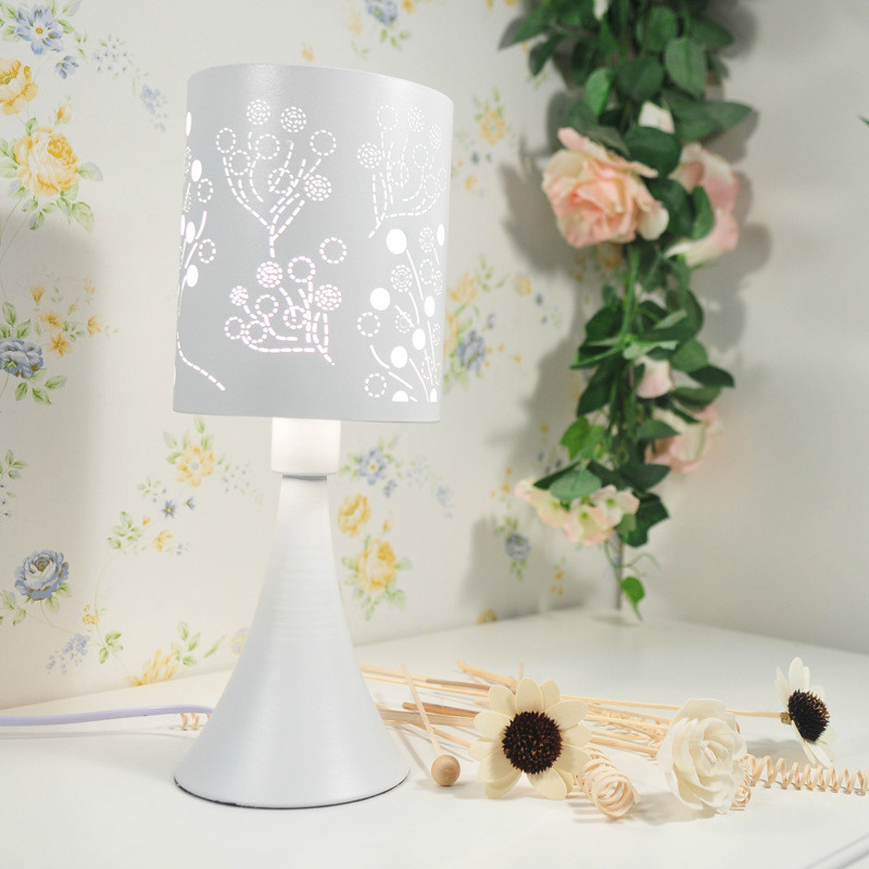 Electric hollowed-out Acrylic fragrance lamp Aroma burner