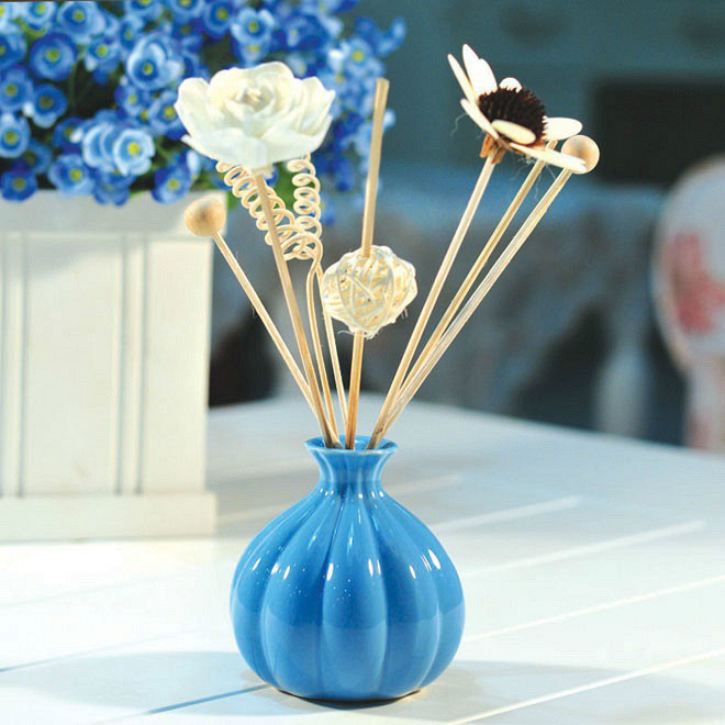 Reed Diffuser Ceramic Cane No Fire Aromatherapy Suits Pure and fresh air