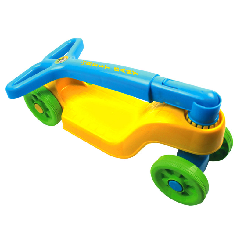 Baby Scooter four wheel child scooter pedal car enlightenment toy buggiest