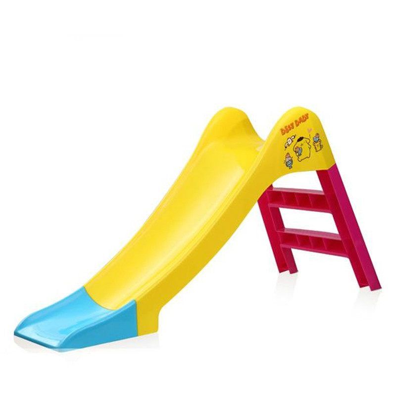 Child indoor up and down slide baby slide folding small slide toy