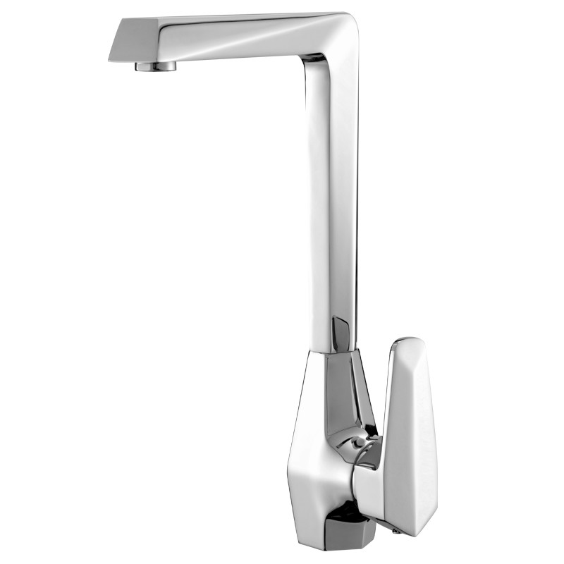 Basin Brass lead-free kitchen faucet hot and cold kitchen faucets