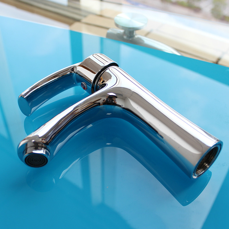 Free shipping hot and cold counter basin faucet Bathroom faucet