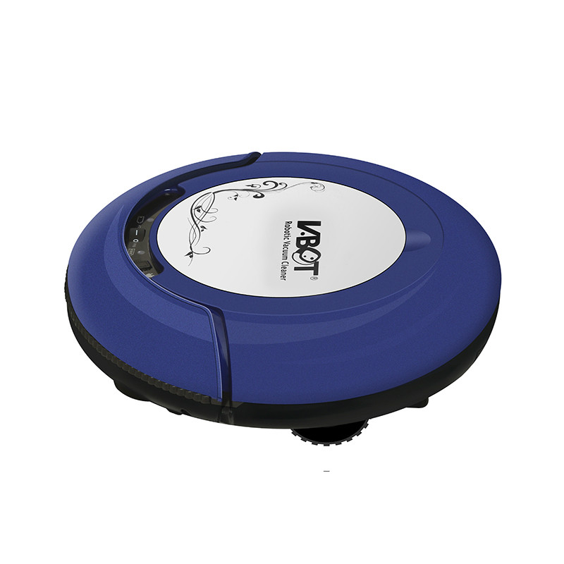 Intelligent full-automatic sweeper household robot vacuum cleaner