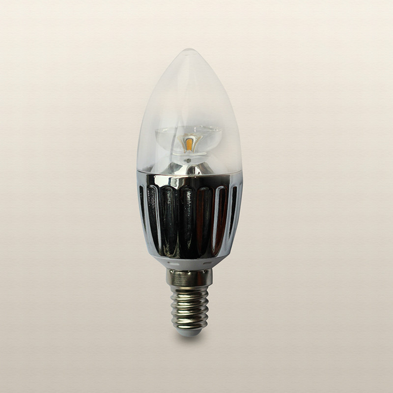 High efficient 4W COB LED bulb lamp