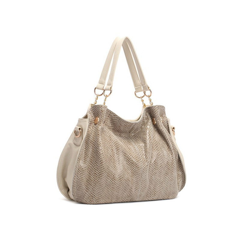 2014 fashion handbag shoulder bag snake women handbags
