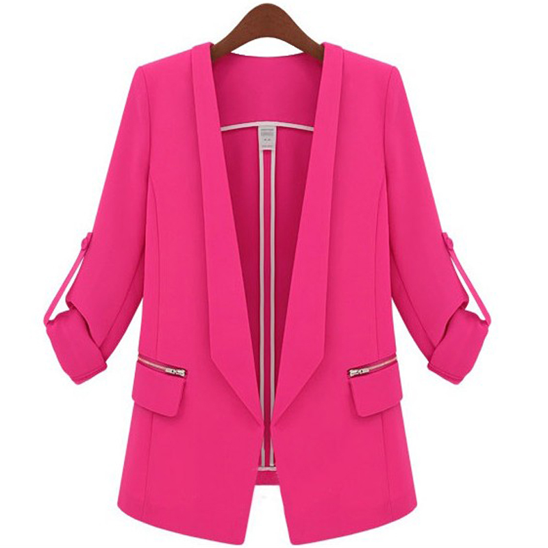 Free Shipping 2013 in Europe and America in the new women's suit coat