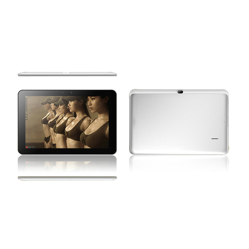 10.1inch Capacitive Android 4.2 Tablet PC MID Build in WIFI+External 3G module(White)