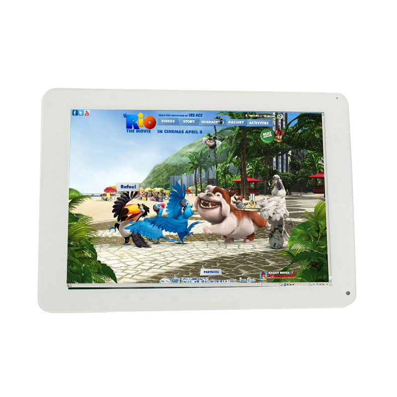 Cheapest T10 WiFi tablet 4.0 Inch Touch Screen Quad Band tablet Dual SIM Card tablet