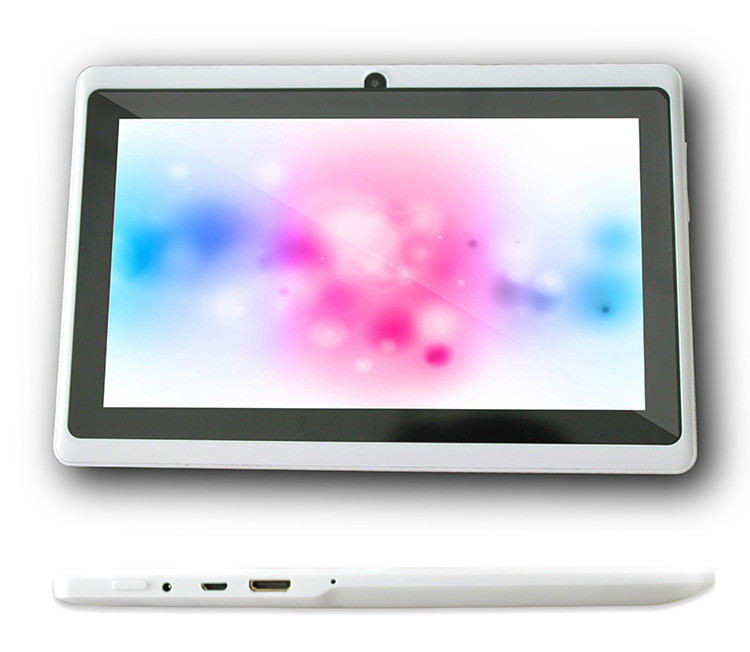 High-quality 7 inch android 4.0 tablets with dual / single camera tablet